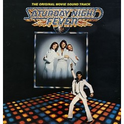 Bee Gees --- Saturday Night Fever