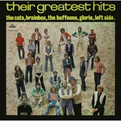 Their Greatest Hits --- The Cats, Brainbox, The Buffoons