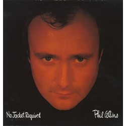 Phil Collins --- No Jacket Required