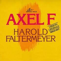 Harold Faltermeyer --- Axel F