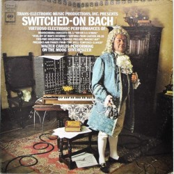 Trans Electronic Music Productions --- Switched On Bach