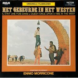 Ennio Morricone –-- Het Gebeurde In Het Westen