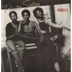 The Pointer Sisters --- Priority
