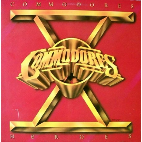Commodores --- Heroes