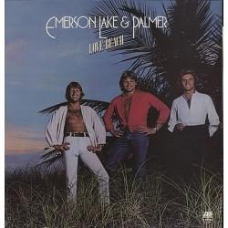 Emerson Lake & Palmer --- Love Beach