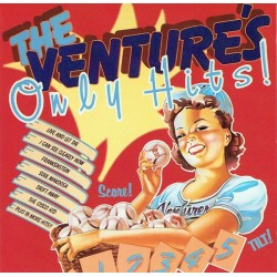 The Ventures --- Only Hits