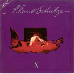 Klaus Schulze --- X