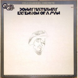 Donny Hathaway --- Extension Of A Man
