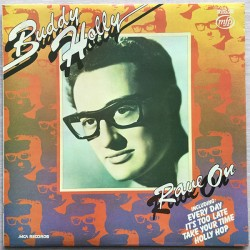 Buddy Holly --- Rave On