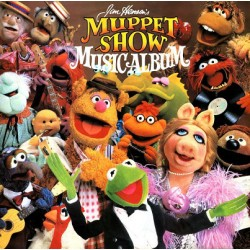 The Muppets --- The Muppet Show Music Album