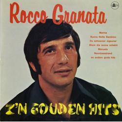 Rocco Granata --- Z'n Gouden Hits