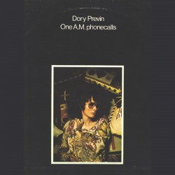 Dory Previn --- One A.M. Phonecalls