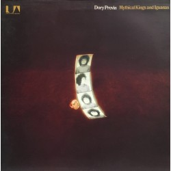 Dory Previn --- Mythical Kings And Iguanas