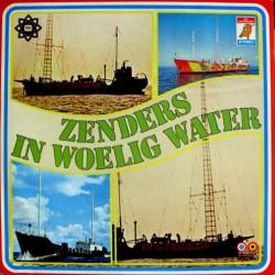Zenders In Woelig Water