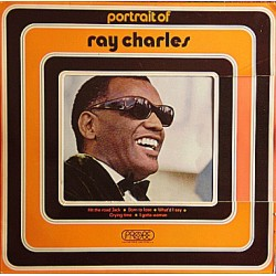 Ray Charles --- Portrait Of Ray Charles