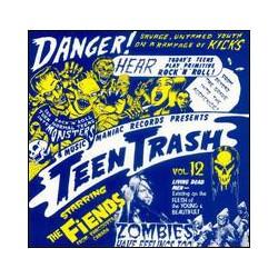 Teen Trash --- Vol.12 The Friends