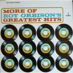 Roy Orbison --- More Of Roy Orbison's Greatest Hits
