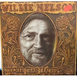 Willie Nelson --- Tougher Than Leather