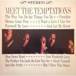 The Temptations --- Meet The Temptations