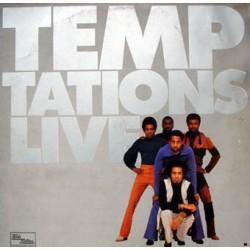 The Temptations --- Live