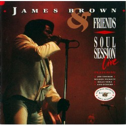 James Brown --- James Brown & Friends Soul Session Live
