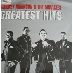 Smokey Robinson & The Miracles --- Greatest Hits