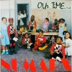 Numarx --- Our Time