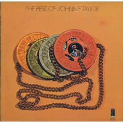 Johnnie Taylor --- The Best Of Johnnie Taylor
