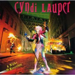 Cyndi Lauper --- A Night To Remember