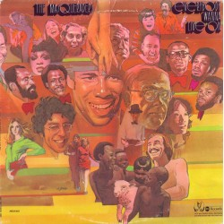 The Masqueraders --- Everybody Wanna Live On