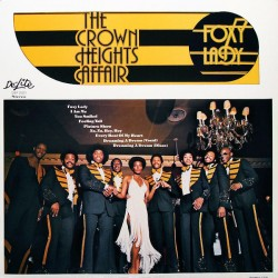 The Crown Heights Affair --- Foxy Lady