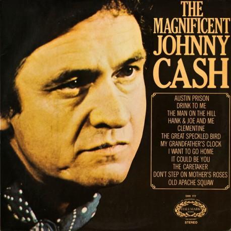 Johnny Cash --- The Magnificent Johnny Cash