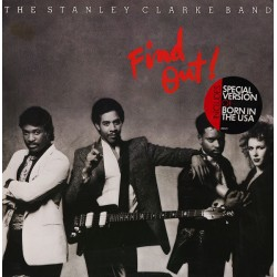 The Stanley Clarke Band --- Find Out