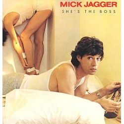 Jagger Mick -- She's the Boss