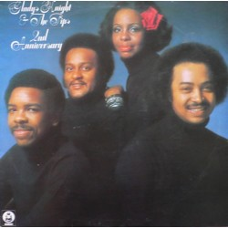 Gladys Knight & The Pips --- 2nd Anniversary