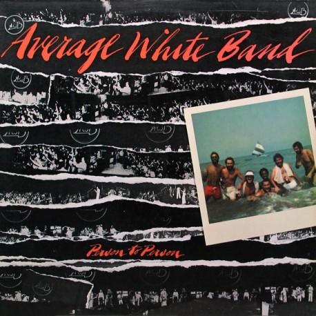 Average White Band --- Person To Person