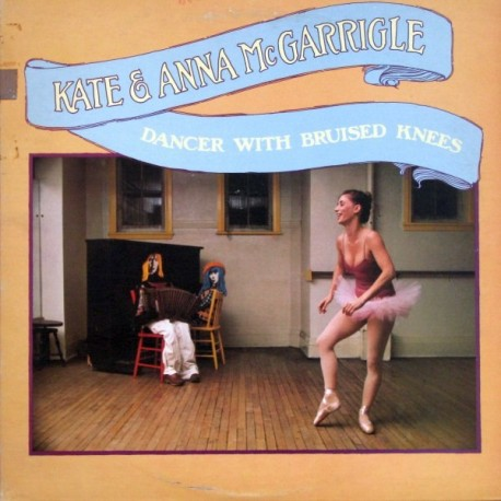 Kate & Anna Mcgarrigle --- Dancer With Bruised Knees