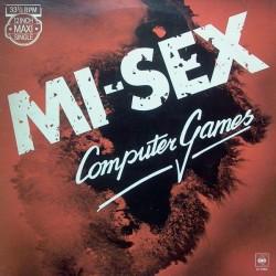 MI-Sex --- Computer Games (maxi single)
