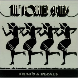 The Pointer Sisters --- That's A Plenty