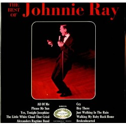 Johnnie Ray --- The Best Of Johnnie Ray