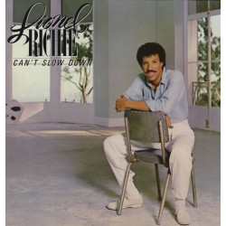 Lionel Richie --- Can't Slow Down