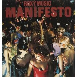 Roxy Music --- Manifesto