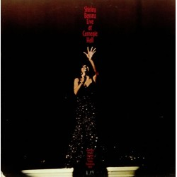 Shirley Bassey --- Live At Carnegie Hall