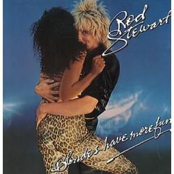 Rod Stewart --- Blondes Have More Fun