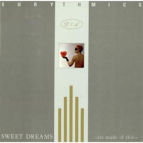 Eurythmics Sweet Dreams De Platenzolder