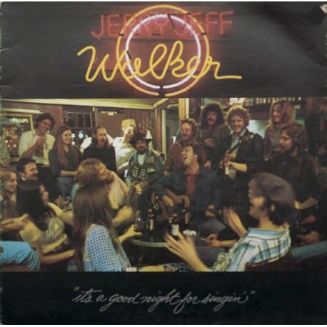 Jerry Jeff Walker Its A Good Night For Singin De Platenzolder